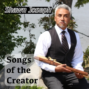 Shawn Joseph cd cover
