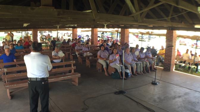 Special News: Mvskoke Creek Singing Convention