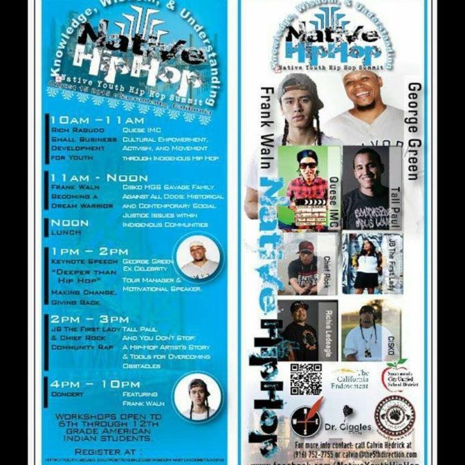 California People: Concert Announcement