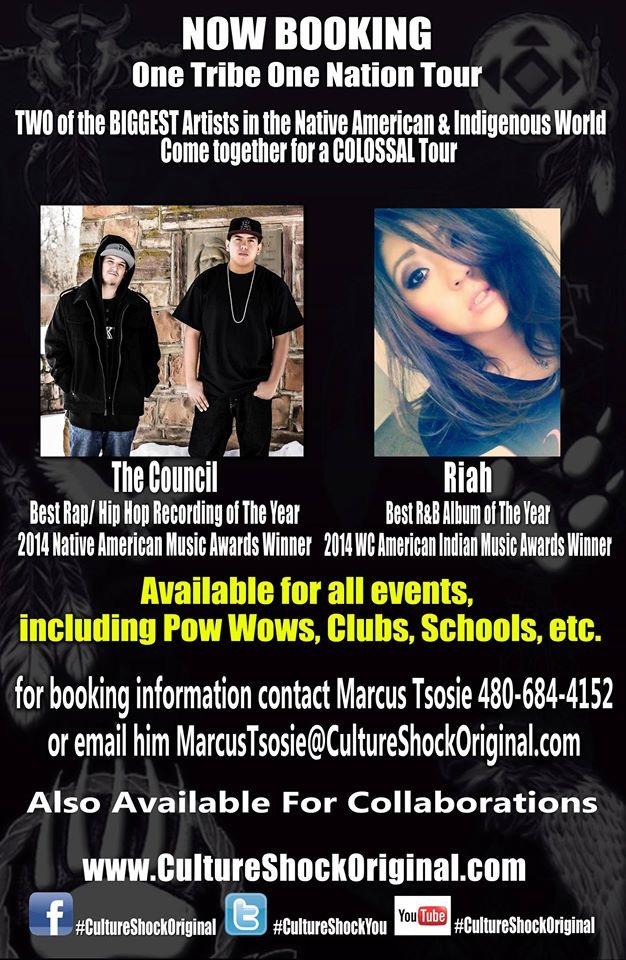 Concert Announcement: Culture Shock Original & Radio Show