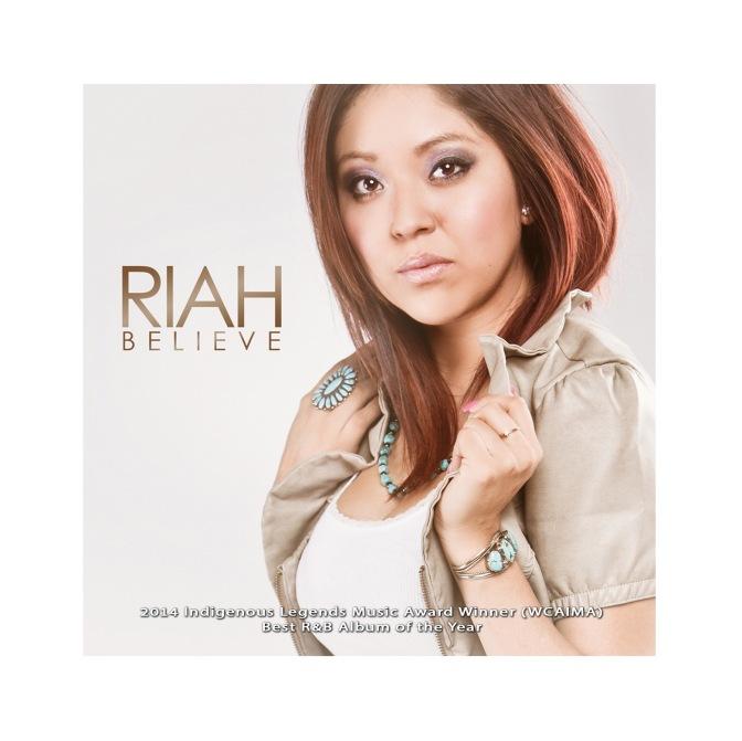 Artist Spotlight: Riah